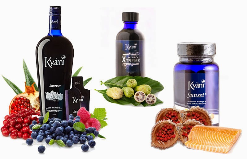 Kyani The Strong Medicine