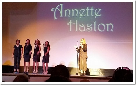 Love Through Time Debut Concert Annette Haston