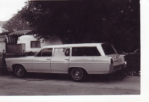 Our Pontiac Safari