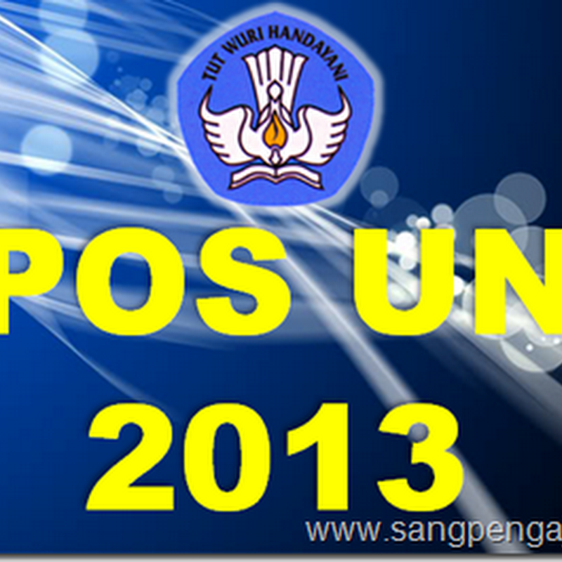 Download POS UN 2013