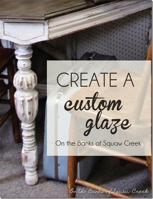 custom glaze