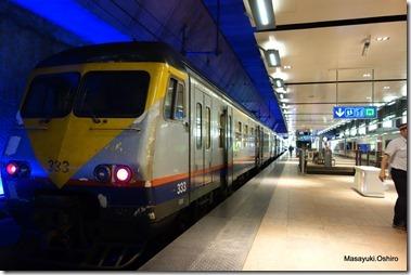 Antwerpen-centraal駅