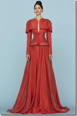 35 - Ulyana Sergeenko Couture SS2015
