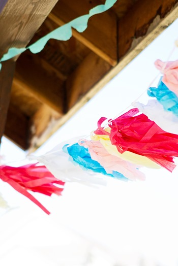 birthday banners, colorful birthday, two year old birthday party,