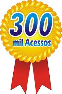 300 MIL ACESSOS