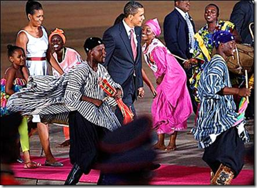 Obamas Homeland