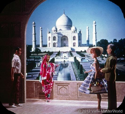 View-Master Barbies Around the World Trip (B500), Scene 14