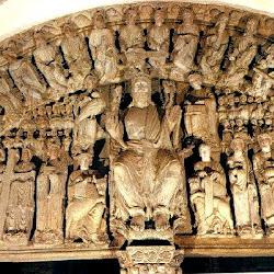 84 - Detalle del Portico de la Gloria