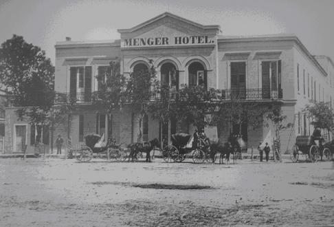 Menger ca. 1860s