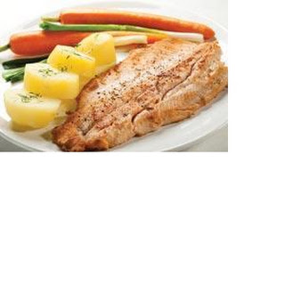 Herb Broiled Steelhead Trout