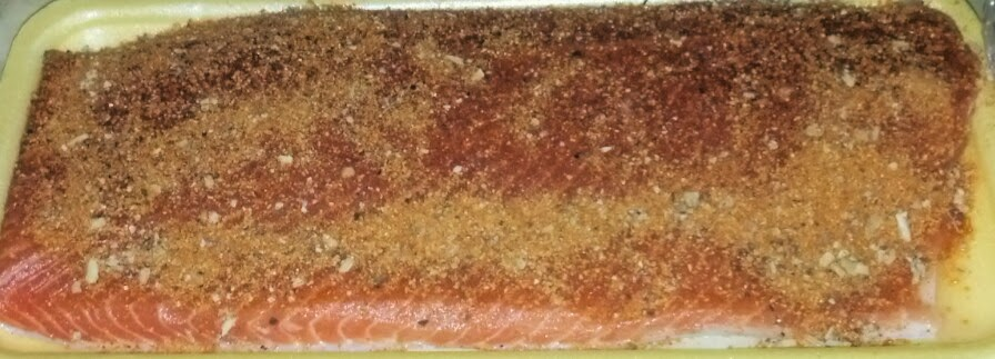 how to cook a thick fillet oven trout