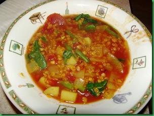 Lentil Soup 001