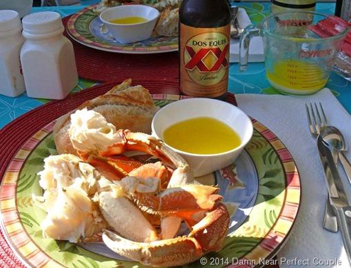 Crab Dinner