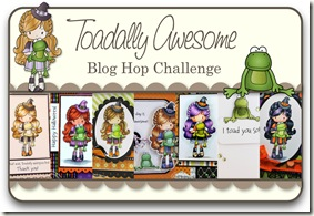 Blog Hop Graphic - Toadally Awesome
