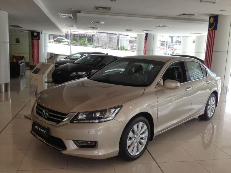 honda accord malaysia  MotoringMalaysia