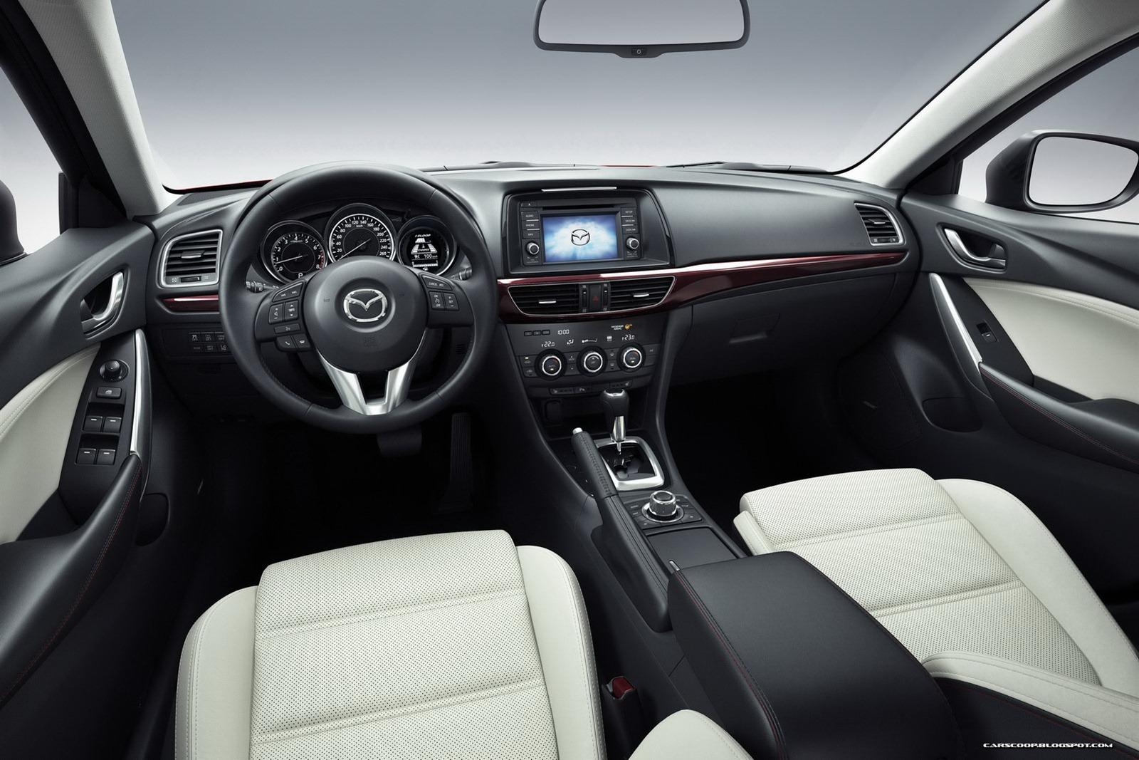 Mazda 6 Interior: Honda Accord Interior: