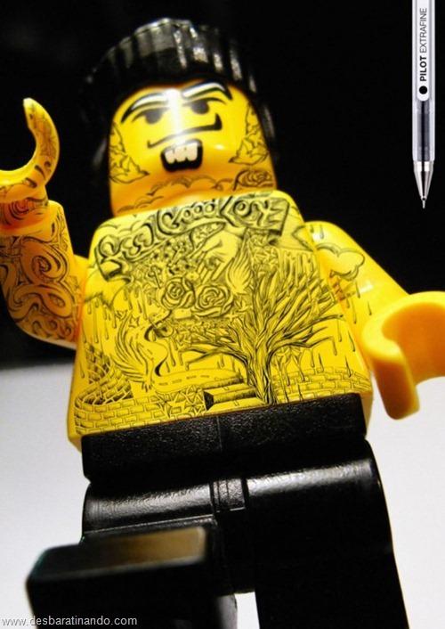 tatuagem lego desbaratinando  (4)
