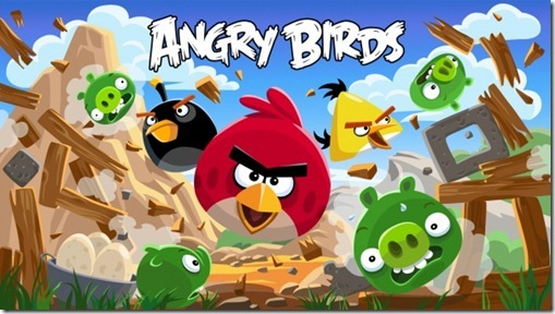 Free Download Angry Birds v2.1.0 PC Game