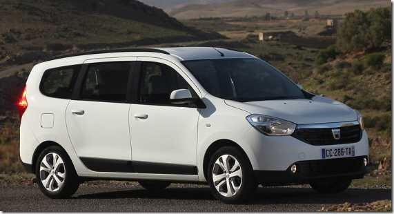 Dacia Lodgy Focus 01
