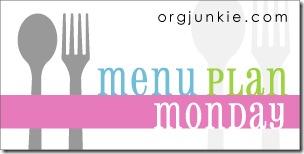 menu plan monday spoon