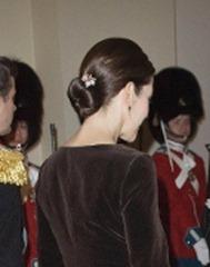 Królowa Małgorzata, książę Henryk, książę Frederik i Crown Princess Mary przybywa Christiansborg zamku w Kopenhadze dorocznego przyjęcia królewskiego dla funkcjonariuszy z duńskiej obrony .. Kod: 03731MH.  . Nz Crown Princess Mary, książę Frederik.  Ref: SPL477433 040113 Zdjęcie przez:. Wiadomości Splash.  .  Wiadomości Splash i Zdjęcia. Los Angeles. Nowy Jork. London.  (Newscom TagID: spnphotosfour205290) [Photo via Newscom]