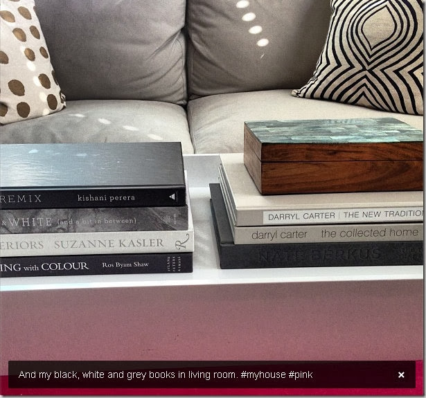livingroom design books