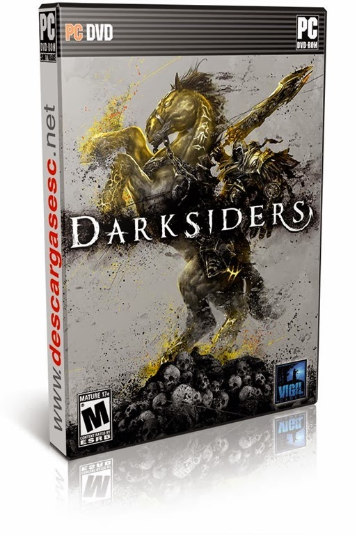 Darksiders-AGB Golden Team | 2010 | Multi | PC-Full | MEGA-PUTLOCKER-GAMEFRONT+