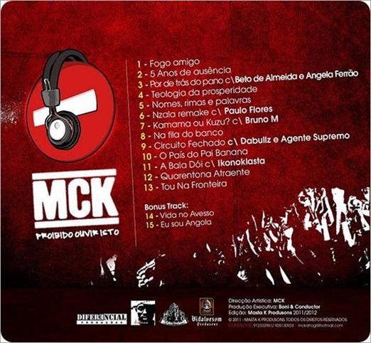 Mc K - Proibido Ouvir Isso (Capa - Back)[3]