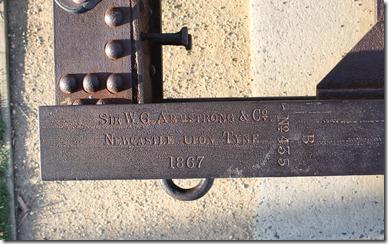 80 pdr RML Guns at Williamstown