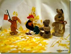 Ulbricht Bunny parade
