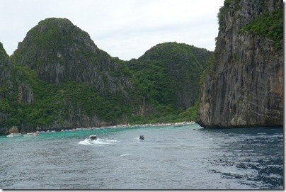 one the the Phi Phi bays