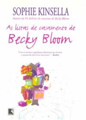 # - As listas de casamento de Becky Bloom