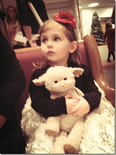 Cassidy Christmas Eve 2012