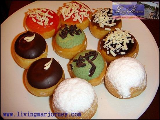 J. Pops Baby Donuts