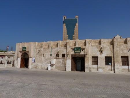 14. Zona veche - Sharjah.JPG