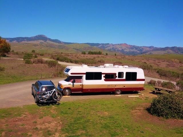 San Simeon Campground 1