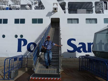 7. Debarcare Porto Santo.JPG