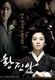 Hồng Nhan Bạc Mệnh - Hwang Jin Yi