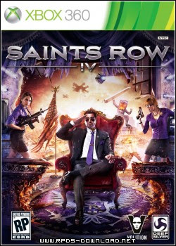 521b59ba37a24 Saints Row IV   XBOX 360