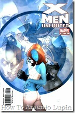 P00040 - X-Men Unlimited #40