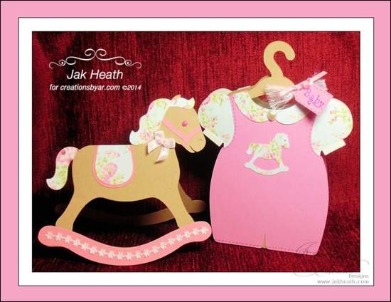 Baby bag_rocking horse girl1