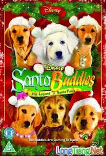 Những Chú Chó Siêu Quậy - Santa Buddies