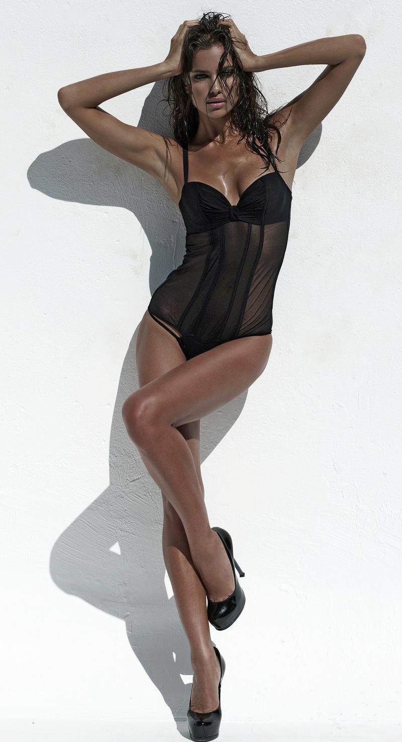 Irina Sheik GQ South Africa photoshoot 10