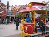The Toontown Jolly Trolly