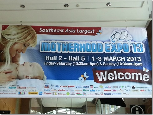 Motherhood Expo 13