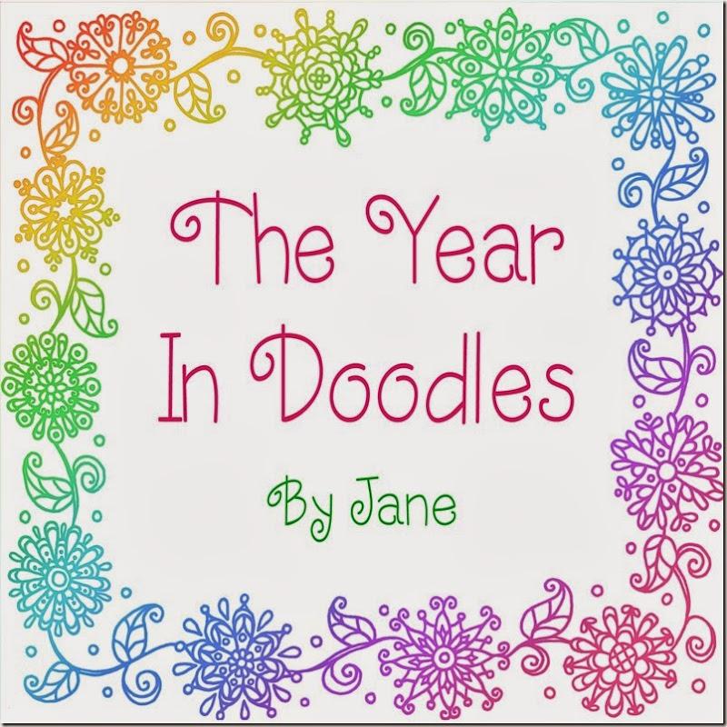 doodle months title