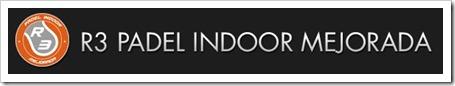 R3 mejorada del campo padel indoor logo