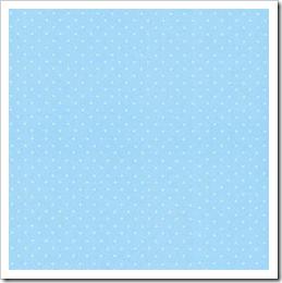 Linha Basic - Estrelas Pequenas (Azul Claro)