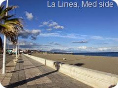 004 La Linea, Med side