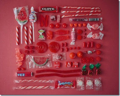 Emily Blincoe - Sugar Series - Red